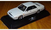 Nissan Gloria Cima Y31 Junction Produce, Kyosho, 1:43, металл, масштабная модель, 1/43