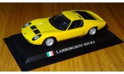 Lamborghini Miuro, Del Prado, 1:43, металл