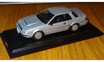 Nissan Silvia Coupe Turbo RS-X (1983) Nissan Collection №59, 1:43, металл, масштабная модель, 1/43, Norev