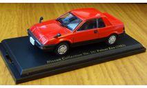 Nissan Pulsar EXA (1982) Nissan Collection №26, 1:43, Металл, масштабная модель, 1/43, Norev