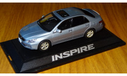 Honda Inspire, Ebbro, 1:43, металл, масштабная модель, 1/43