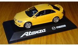 Mazda Atenza, J-Collection, 1:43, металл, масштабная модель, 1/43