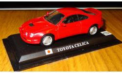 Toyota Celica GT-Four, Del Prado, металл, 1:43, масштабная модель, 1/43, Del Prado (серия Городские автомобили)