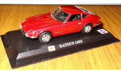 Datsun 240Z, Del Prado, металл, 1:43