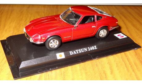 Datsun 240Z, Del Prado, металл, 1:43, масштабная модель, 1/43, Del Prado (серия Городские автомобили)