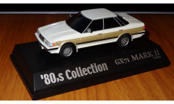 Toyota Mark II Grande Twin Cam 24, GX71, 1984, Aoshoma, ColdCast, 1:43, масштабная модель, 1/43, Aoshima