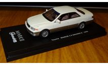 Toyota Mark II Grande G 3.0, JZX100, 1996, LA-X, Reisin, 1:43, масштабная модель, scale43, lax