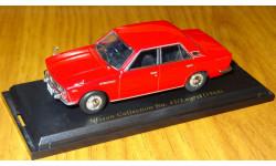 Nissan Laurel 1968, Nissan Collection №45, металл, 1:43