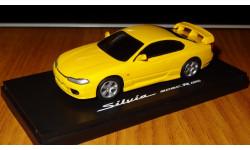 Nissan Silvia Spec-R Aero, Kyosho, coldcast, 1:43