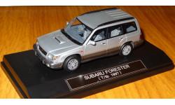 Subaru Forester T/tb 1997 Hi-Story, Смола, 1:43