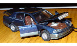Toyota Crown Majesta 1991-1995, Diapet, 1:40, металл