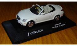 Toyota Soarer 2003, J-Collection,1:43, металл