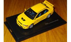 Mitsubishi Lancer Evolution VII, M-Tech, 1:43, металл