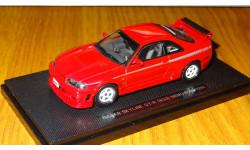 Nissan Skyline GT-R (R33) NISMO 400R, Red, Ebbro, 1:43, металл, масштабная модель, 1/43