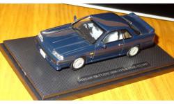 Nissan Skyline GTS-R 2000 (EHR-31) 1987, EBBRO, 1:43, металл, масштабная модель, 1/43