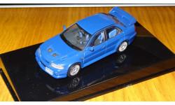 Mitsubishi Lancer Evolution VI, AutoArt, 1:43, металл, масштабная модель, 1/43