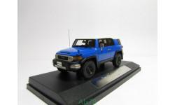 Toyota FJ Cruiser Hi-Story  Смола 1:43 в боксе