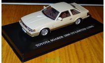 Toyota Soarer 2800 GT-Limided 1984, Aoshima Dism, 1:43, металл, масштабная модель, 1/43