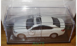 Lexus LS460L (2008) Японская журналка №156, 1:43, Металл