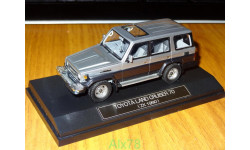Toyota Land Cruiser 70 ZX 1990, Field Runner Toning, Hi-Story, 1:43, Смола