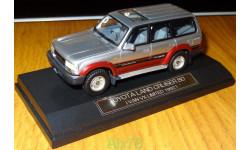 Toyota Land Cruiser 80 Van VX Limited 1992, Adventure Road Toning, Hi-Story, 1:43, Смола