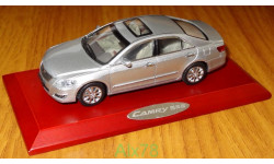 Toyota Camry, Paudi, silver, 1:43, металл