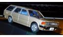 Nissan Cedric Van Deluxe (1995), gold, Aoshima Dism, 1:43, металл, масштабная модель, 1/43