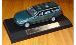 Nissan Stagea 25RS (1996), Hi-Story, 1:43, смола