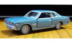 Nissan Gloria, Tomica Limited, 1:65, металл-пластик