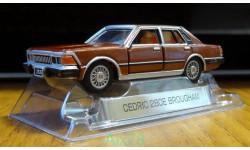Nissan Cedric 280E Brougham, Tomica Limited, 1:65, металл-пластик
