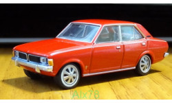 Mitsubishi Colt Galant, Tomica Limited Vintage, 1:64, металл-пластик