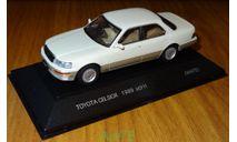Toyota Celsior 1989 UCF11, TOSA, 2-tone, 1:43, металл, масштабная модель, 1/43, sapi