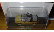 Toyota Sera (1990) Японская журналка №98, металл, в блистере, масштабная модель, Norev, 1:43, 1/43