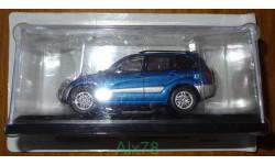 Toyota RAV4 5 -door (2001 ) Японская журналка №106, 1:43, металл, в блистере