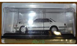 Toyota Chaser Avante Twin Cam 24 (1982) Японская журналка №198, форма Dism, 1:43, металл, в блистере