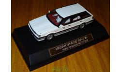 Nissan Skyline Wagon (1986 Passage GT Turbo), Hi-Story, 1:43, смола,