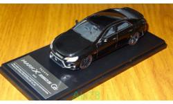 Toyota Mark X 350S G's 2012, Hi-Story, смола, 1:43