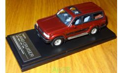 Toyota Land Cruiser 80 VX Limited 1989-1998, Hi-Story, 1:43, Смола