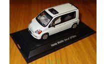 Honda Mobilio One, Ebbro, 1:43, металл, масштабная модель, scale43