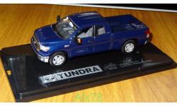 Toyota Tundra 2007 Double Cab SR5, металл, 1:43, Дилерская