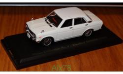 Nissan Bluebird 1600 SSS 1969 Японская журналка Nissan Collection
