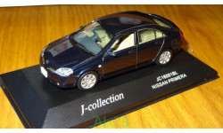 Nissan Primera 2003 J-Collection Праворульная