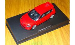 Mazda Axela Mazdaspeed, AutoArt, 1:43, металл, Очень редкая, масштабная модель, 1/43