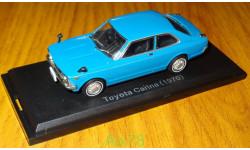 Toyota Carina (1970) Японская журналка №64, 1:43, металл