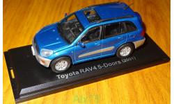 Toyota RAV4 5 -door (2001) Японская журналка №106, 1:43, металл, в боксе