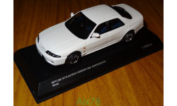 Nissan Skyline GT-R (R33) Autech Version 40th Anniversary, Kyosho, 1:43, Металл, масштабная модель, 1/43