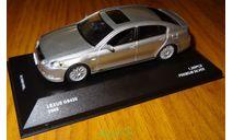Lexus GS430 2006, J-collection, 1:43, металл, масштабная модель, 1/43