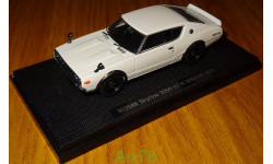 Nissan Skyline 2000 GT-R KPGC110 1973, EBBRO 1:43 металл