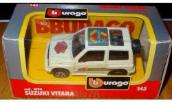 Suzuki Vitara, Bburago, cod. 4194, 1:43, Италия 1993 год