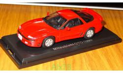Mitsubishi GTO (1990) Японская журналка №74